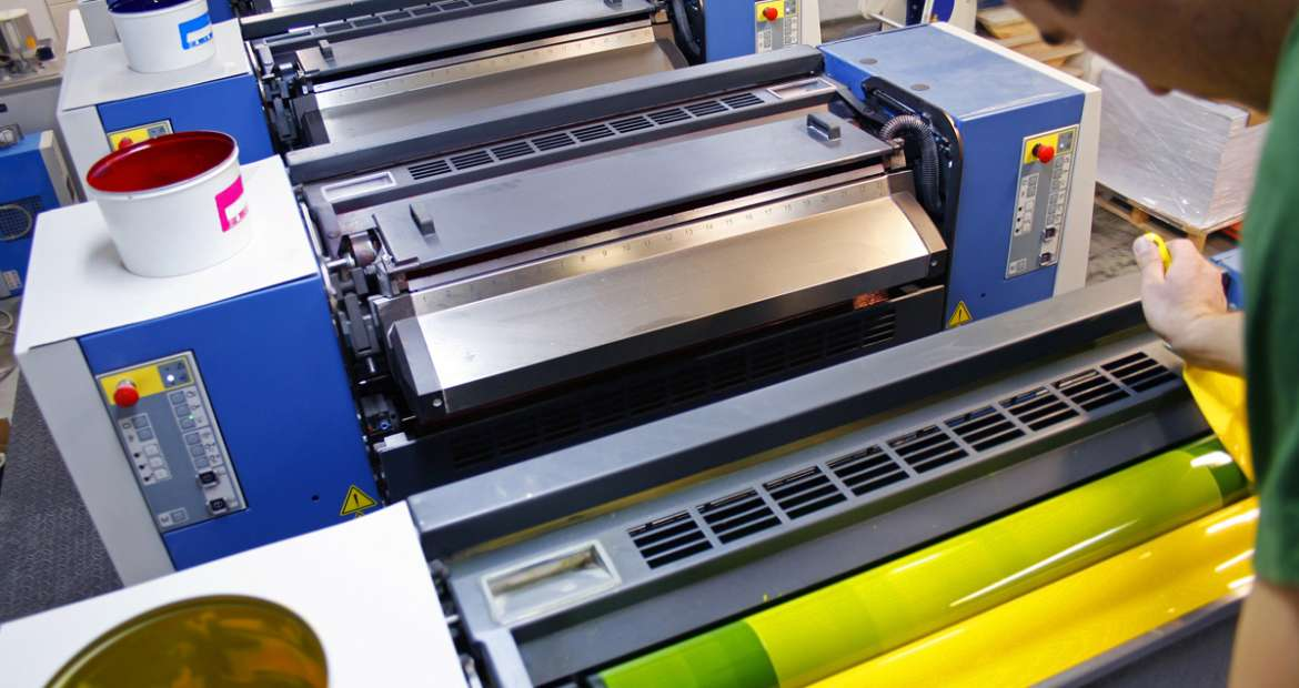 So how does full colour printing actually work?
